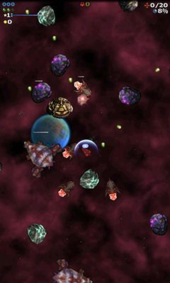 Screenshots von Infinite universe mobile für Android-Tablet, Smartphone.