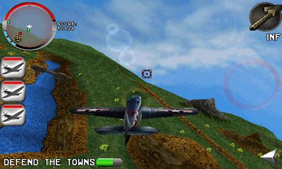 Download Armageddon Squadron Android free game.