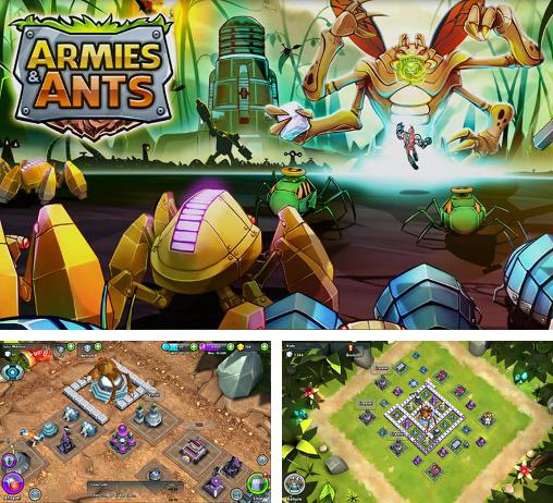 Armies and ants