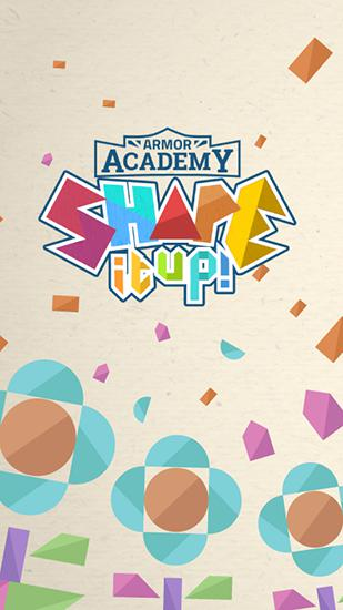 Armor academy: Shape it up! poster