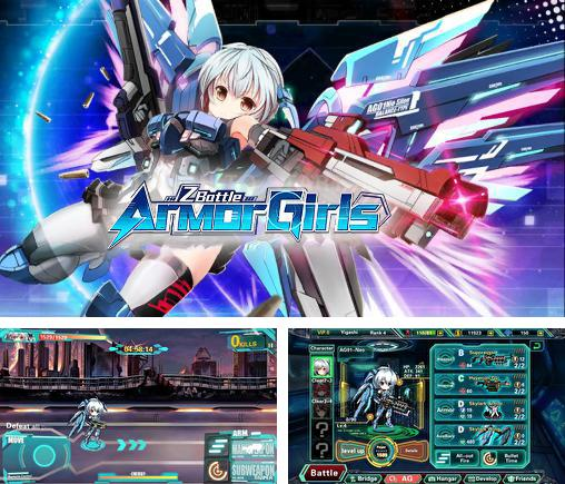 In addition to the game Zombie Panic in Wonderland for Android phones and tablets, you can also download Armor girls: Z battle for free.