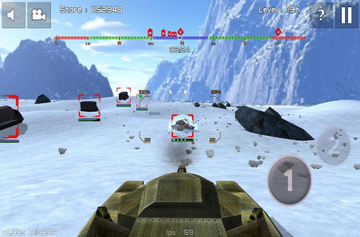 Armored forces: World of war скриншот 2