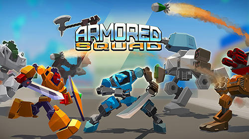 Armored squad: Mechs vs robots poster