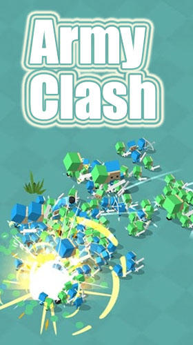 Army clash poster