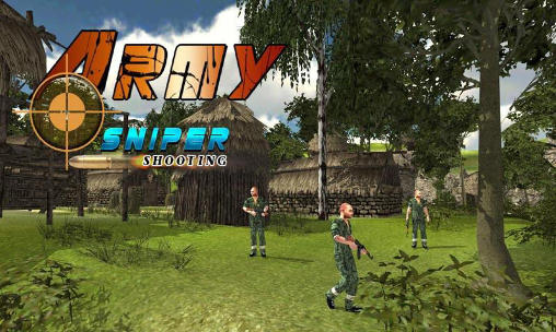 Army commando: Sniper shooting 3D