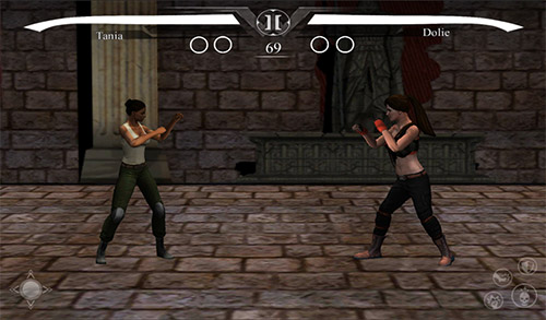 Army fight screenshot 1