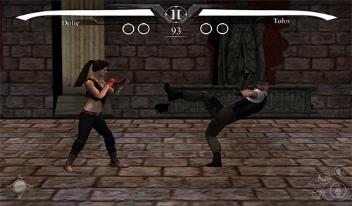 Army fight screenshot 2