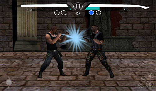 Screenshots von Army fight für Android-Tablet, Smartphone.