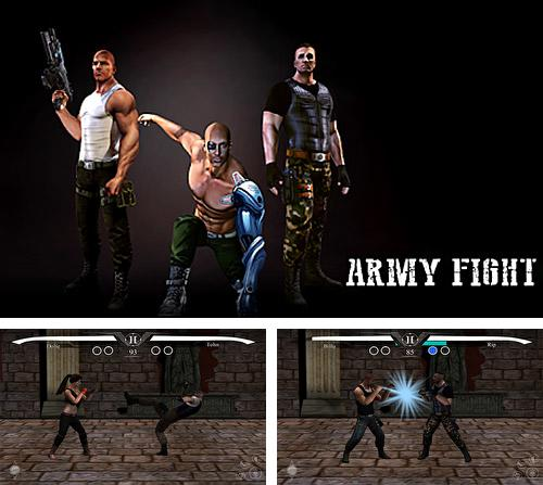 Army fight
