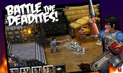 Army of Darkness Defense screenshot 1