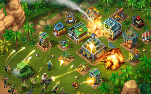 Download Army of heroes Android free game.