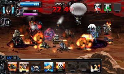 Get full version of Android apk app Army VS Zombie for tablet and phone.