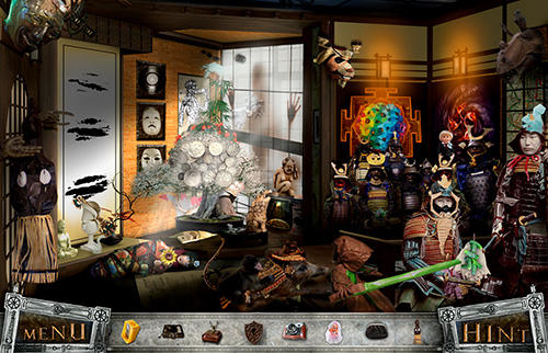 Screenshots von Around the world in 80 days: Hidden items game für Android-Tablet, Smartphone.