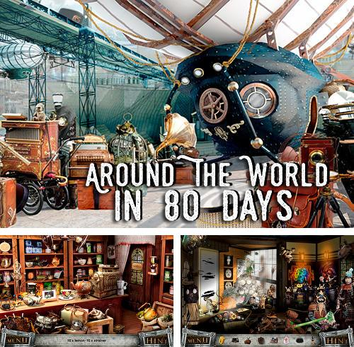 Around the world in 80 days: Hidden items game