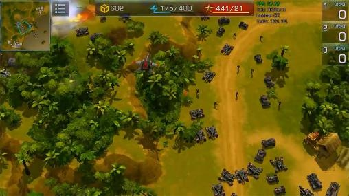 Baixe o jogo Art of war 3: Global conflict para Android gratuitamente. Obtenha a versao completa do aplicativo apk para Android Art of war 3: Global conflict para tablet e celular.