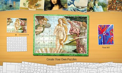 Art Puzzles 2 screenshot 2