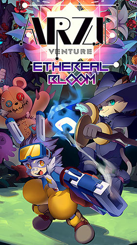 Arzu venture: Ethereal bloom обложка