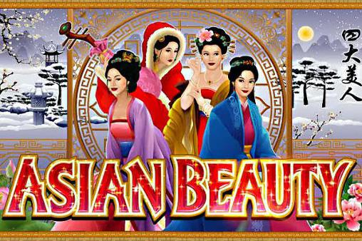 Asian beauty slot постер приложения