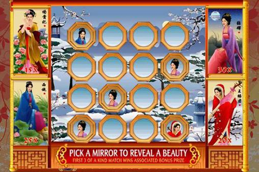 Screenshots von Asian beauty slot für Android-Tablet, Smartphone.