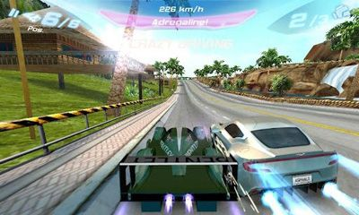 Asphalt 6 Adrenaline screenshot 1