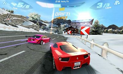 Asphalt 6 Adrenaline screenshot 3