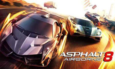 Asphalt 8: Airborne постер приложения