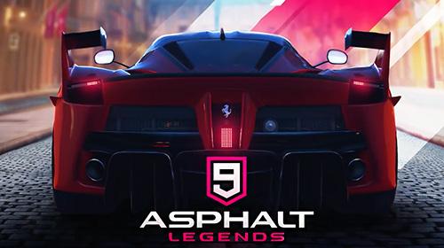 Asphalt 9: Legends постер приложения
