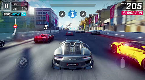 Скачати гру Asphalt 9: Legends на Андроїд телефон і планшет.