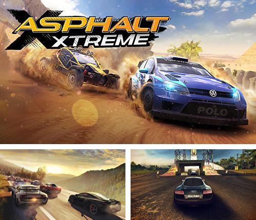 In addition to the game Asphalt хtreme for Android, you can download other free Android games for DOOGEE T5.