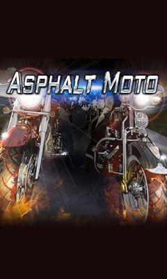 Asphalt Moto постер приложения