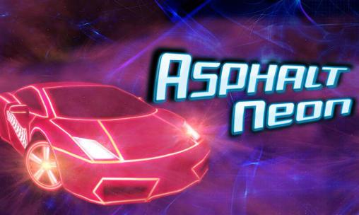 Asphalt: Neon постер приложения