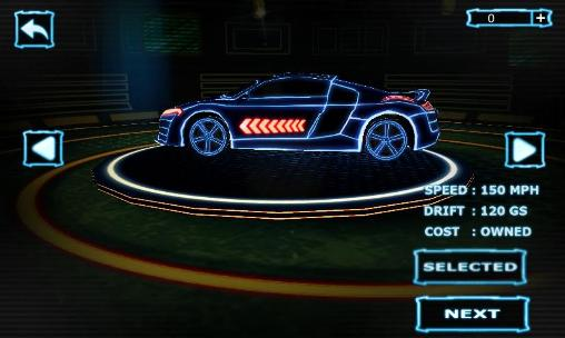 Asphalt: Neon screenshot 1