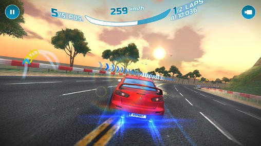 Asphalt: Nitro screenshot 4