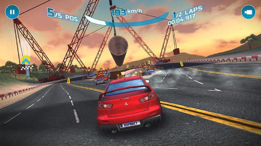 Asphalt: Nitro screenshot 5