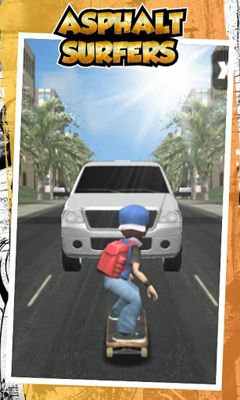 Asphalt Surfers screenshot 1