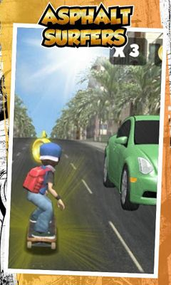 Asphalt Surfers screenshot 2
