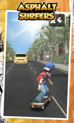 Asphalt Surfers screenshot 3