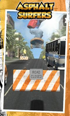 Asphalt Surfers screenshot 4