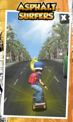 Asphalt Surfers screenshot 5