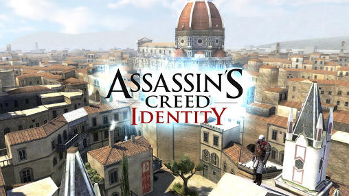Assassin's creed: Identity обложка