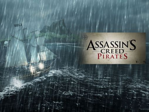 Assassin's creed: Pirates обложка