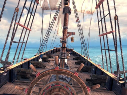 Скачати гру Assassin's creed: Pirates на Андроїд телефон і планшет.