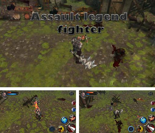 In addition to the game Deadly Dungeon for Android phones and tablets, you can also download Assault legend fighter for free.