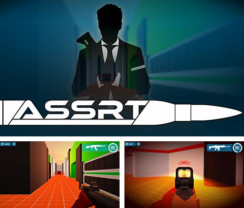 Zusätzlich zum Spiel Crime Revolt: Online Shooter für Android-Telefone und Tablets können Sie auch kostenlos ASSRT: Agents of secret service recruitment test, ASSRT: Agents of Secret Service Recruitment Test herunterladen.