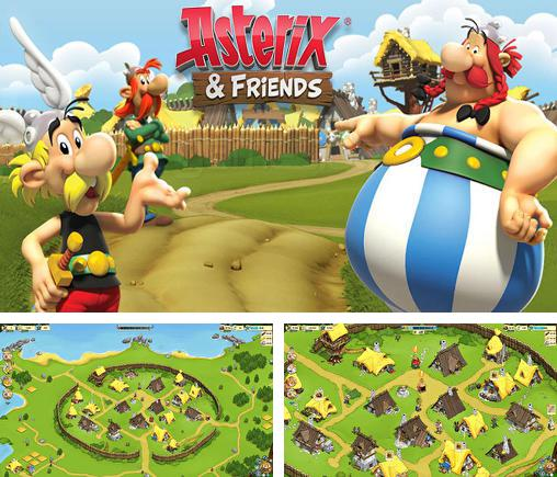 In addition to the game Asterix: Total retaliation for Android phones and tablets, you can also download Asterix and friends for free.