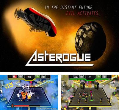 In addition to the game FarmStory for Android phones and tablets, you can also download Asterogue for free.
