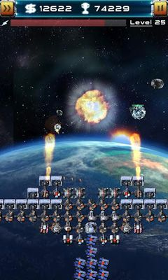 Download Asteroid Defense 2 Android free game.