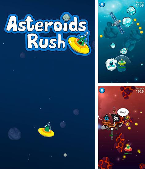 Asteroids rush!
