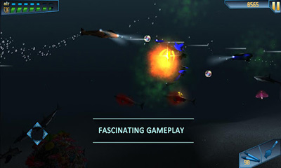 Screenshots of the AstroFish HD for Android tablet, phone.