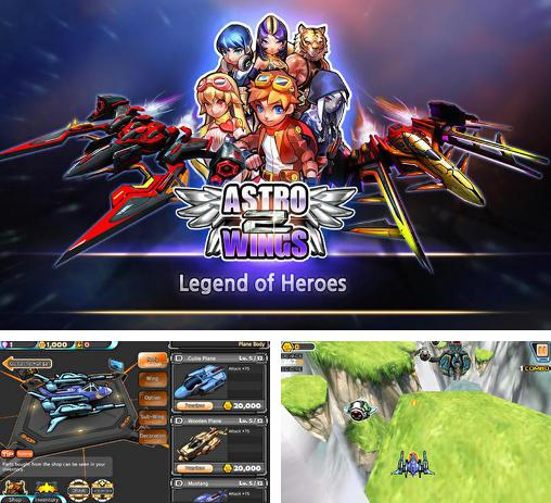 Astrowings 2: Legend of heroes
